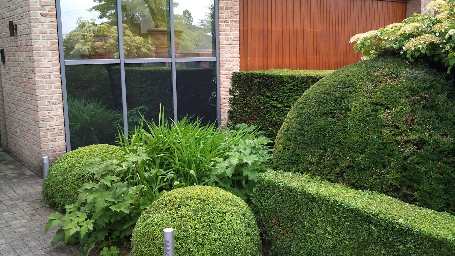 Tuinonderhoud van deudekom tuinen - Moderne tuinier ...